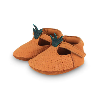 Nanoe - Pineapple - Donsje,  a designer children shoes and accessories brand based in Amsterdam, Netherlands. Carried by Kids Edition, the best online designer children clothing boutique based in Vancouver, Canada.