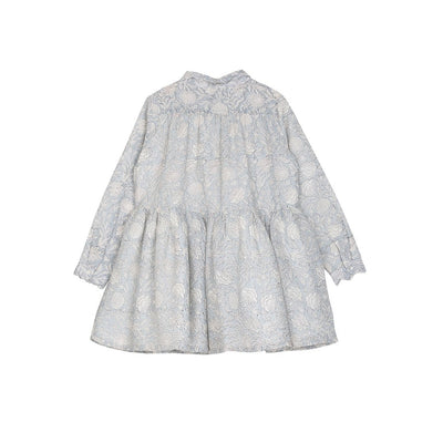 Flower Printed Dress - Kids Edition