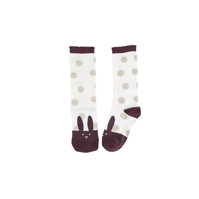 Vin Dot Rabbit Socks - Kids Edition