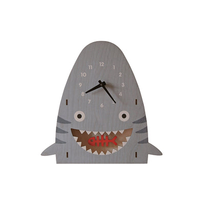 Shark Pendulum Wall Clock - Kids Edition