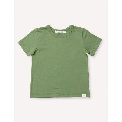 Sasha Classic Tee - Atlas - Petits Vilains,  a designer children shoes and accessories brand based in Barcelona, Spain. Carried by Kids Edition, the best online designer children clothing boutique based in Vancouver, Canada.