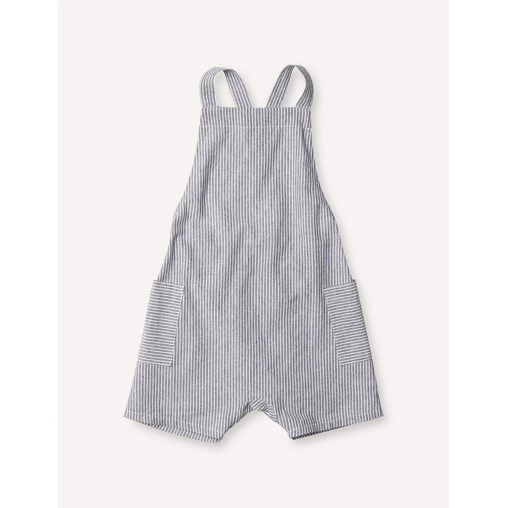 Gabriel Short Overalls - Stripe - Kids Edition