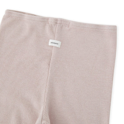 Indian Pink So Good Leggings - Bene Bene, Carried by Kids Edition, Vancouver, Canada