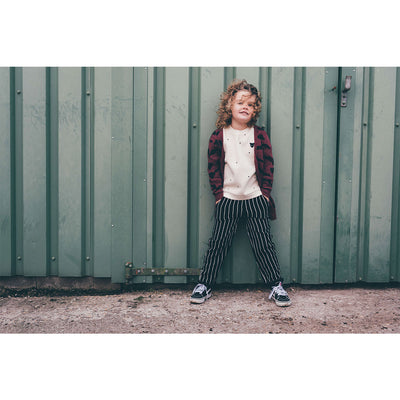Woven Pants Stripe - Kids Edition