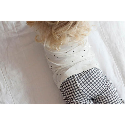 Dot Pajama Top - Kokacharm, Carried by Kids Edition, Vancouver, Canada