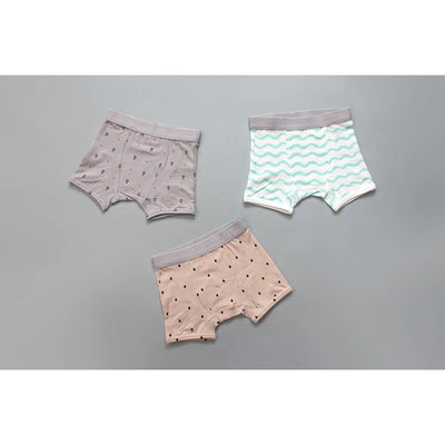 Boy Drawers Underwear Set Pack Of 3 - Kids Edition
