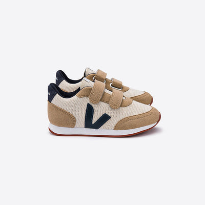 Arcade Natural Nautico - Veja,  a designer children shoes and accessories brand based in Paris, France. Carried by Kids Edition, the best online designer children clothing boutique based in Vancouver, Canada.