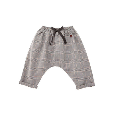 Baby Plaid Trousers - Kids Edition