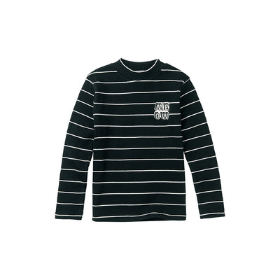 Turtle Neck T-Shirt Stripe - Kids Edition