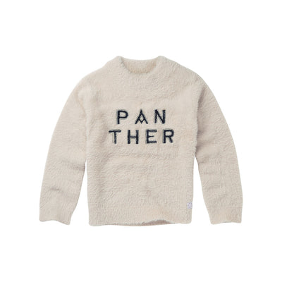Sweater Panther Text - Kids Edition
