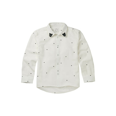 Woven Blouse Dots - Kids Edition