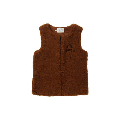 Gilet Terry - Kids Edition