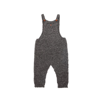 Half Cardigan Stitch Overall - Kids Edition
