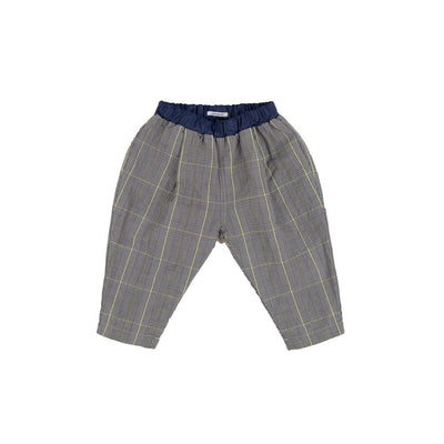 Baby Fine Dungaree Pants - Arch & Line, Carried by Kids Edition, Vancouver, Canada