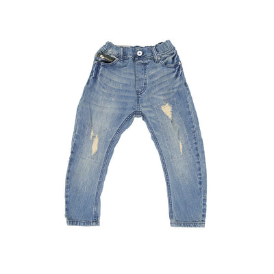 Denim 5Pk Banana Pants - Arch & Line, Carried by Kids Edition, Vancouver, Canada