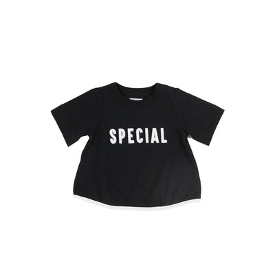 Baby Slub Special 5/S Tee - Arch & Line, Carried by Kids Edition, Vancouver, Canada