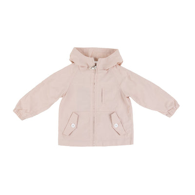 Swim Cloth Pocketable Parka Solid - Kids Edition