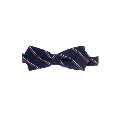 Navy Bow Tie - Kids Edition
