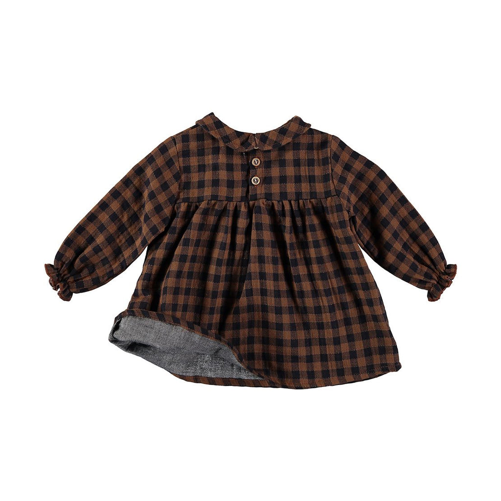 Clementine Baby Dress - Vichy - Kids Edition