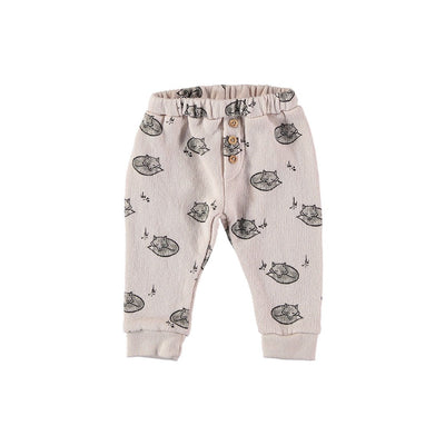 Sol Foxes Legging - Dust Rose - Kids Edition