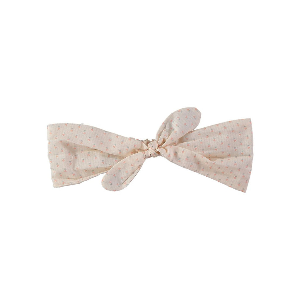 Bandeau Voile Flower - Rose - Kids Edition