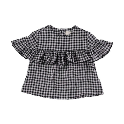 Cindy Baby Vichy Blouse - Kids Edition