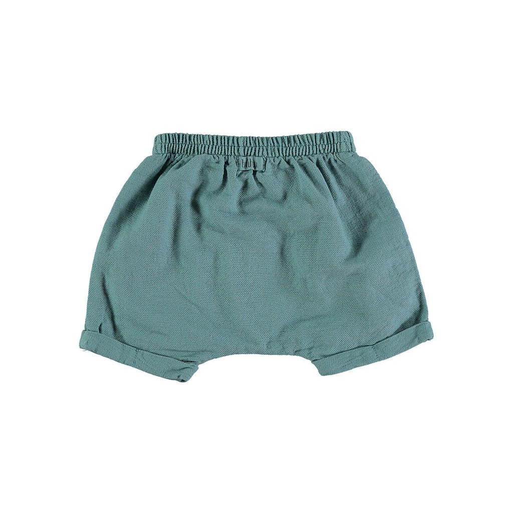 Lucas Baby Short Pant - Mint - Kids Edition