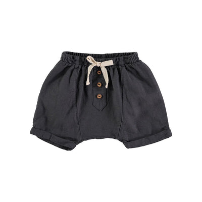 Lucas Baby Short Pant - Nuit - Buho, a designer children shoes and accessories brand based in Barcelona, Spain. Carried by Kids Edition, the best online designer children clothing boutique based in Vancouver, Canada.