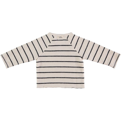 Popeye Baby Navy Stripes T-Shirt - Buho, a designer children shoes and accessories brand based in Barcelona, Spain. Carried by Kids Edition, the best online designer children clothing boutique based in Vancouver, Canada.