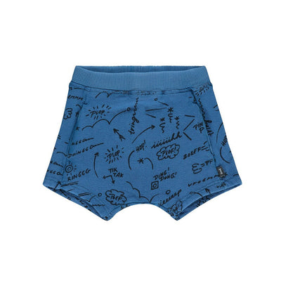 Cornflower Blue Short - Kids Edition