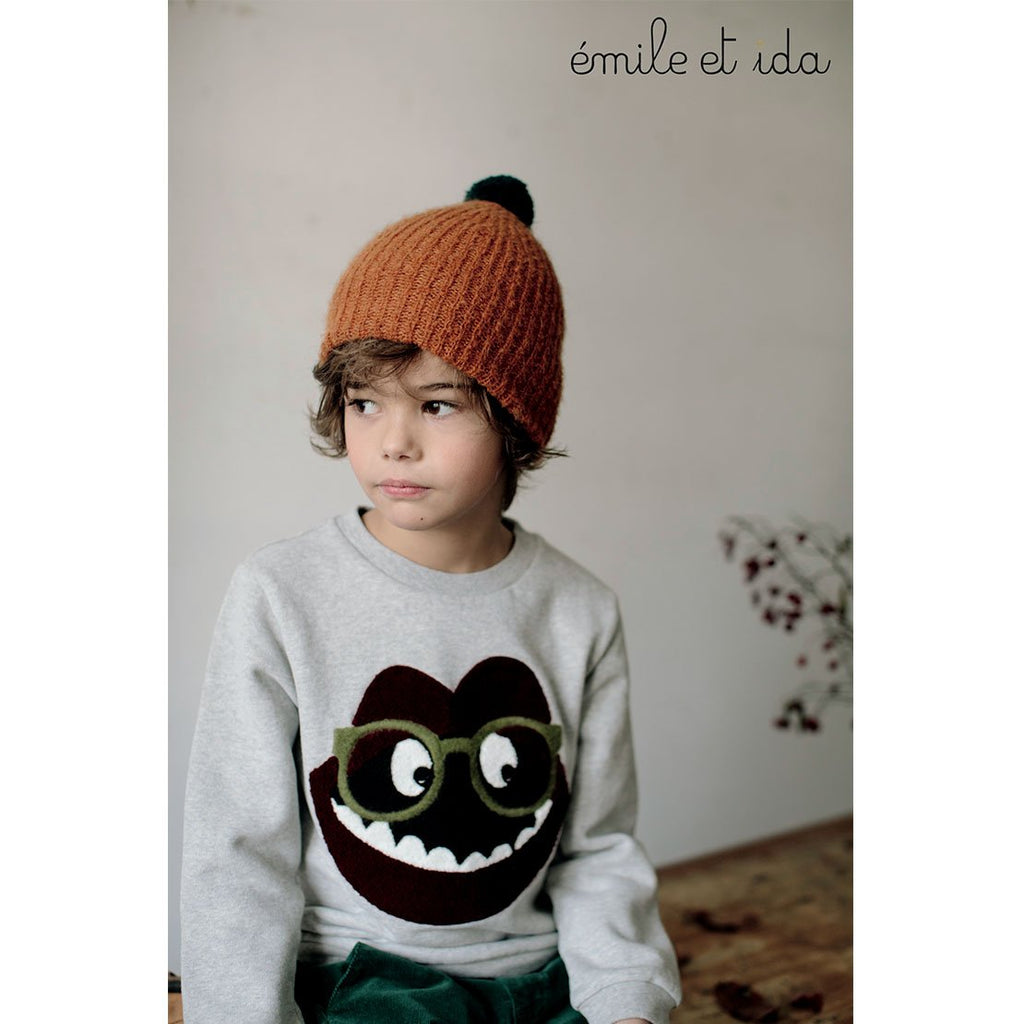 Gris Chine Sweatshirt - Kids Edition
