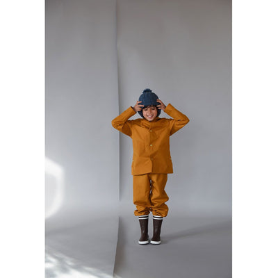 Midi Raincoat - Acorn - Kids Edition