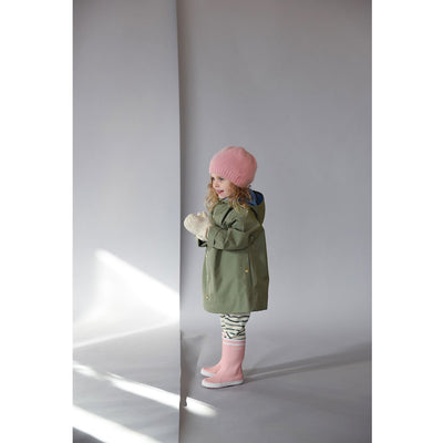 Midi Raincoat - Balsam - Kids Edition