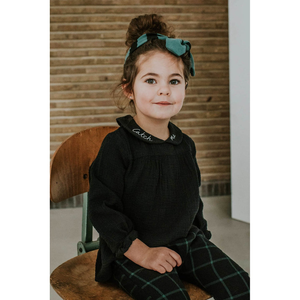 Catch Me Collared Blouse - Kids Edition