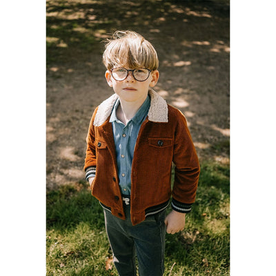 Linden Jacket-Oxide - Kids Edition