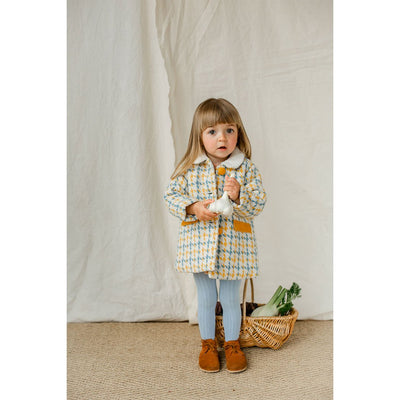 Aubree Baby Coat-Lollipop - Kids Edition