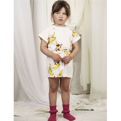 Banana Printed Dress - Mini Rodini, Carried by Kids Edition, Vancouver, Canada