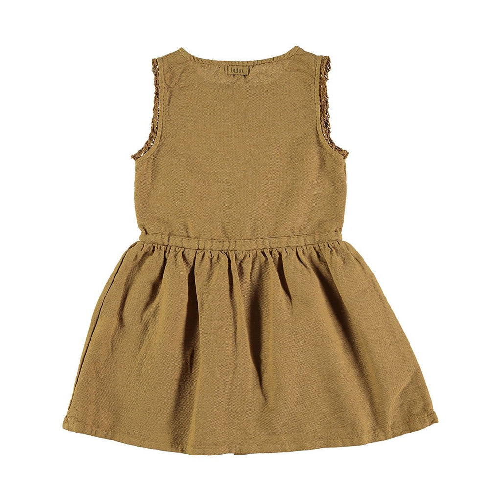 Andrea Front Buttoned Dress - Kids Edition