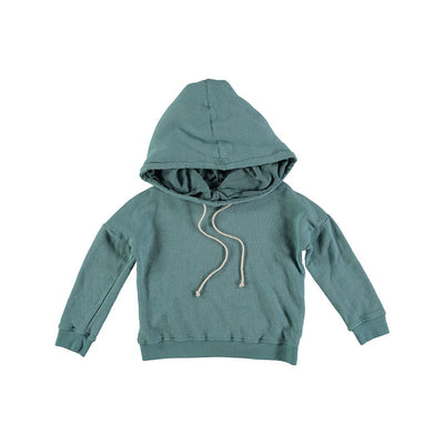 Cris Fleece Hood Sweater - Buho, a designer children shoes and accessories brand based in Barcelona, Spain. Carried by Kids Edition, the best online designer children clothing boutique based in Vancouver, Canada.