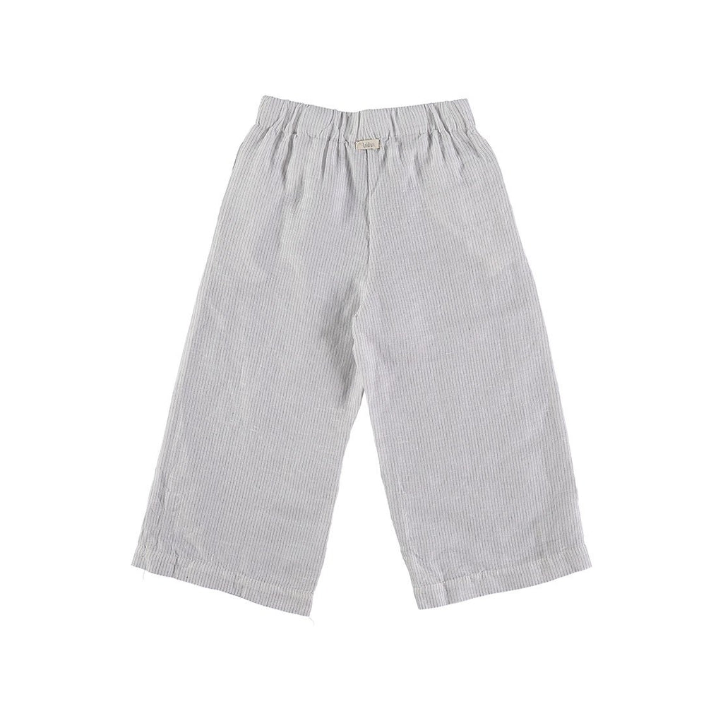 Estelle Striped Palazzo Pant - Kids Edition