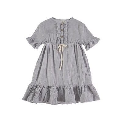 Mini Stripes Laura Dress - Kids Edition
