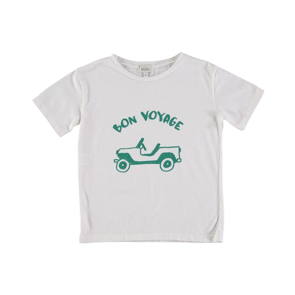 Leo Organic Cotton T-Shirt - Kids Edition