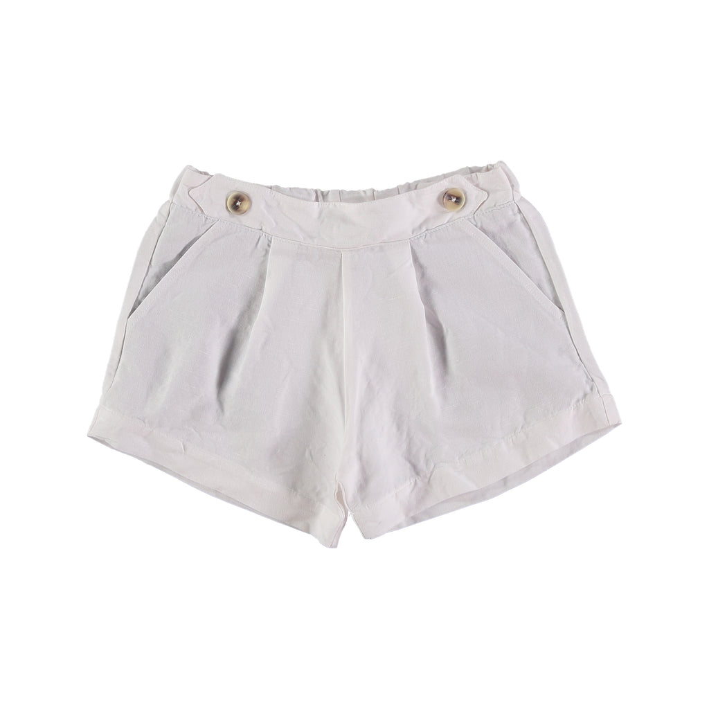 Roma Linen Viscose Short - Kids Edition