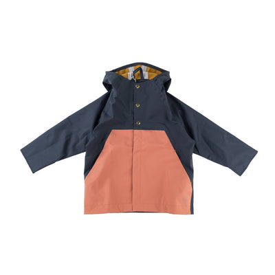 Anorak - Navy - Kids Edition