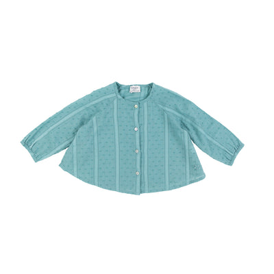 Floaty Plumeti Baby Blouse - Kids Edition