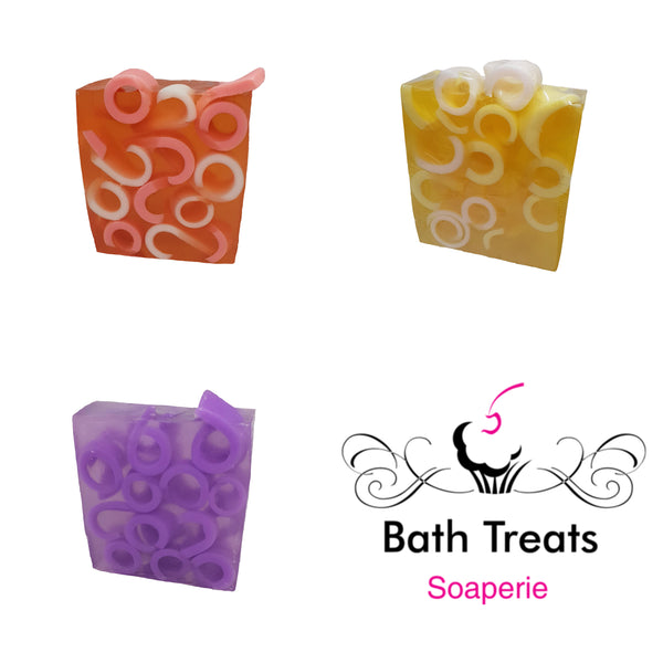 Curl soaps