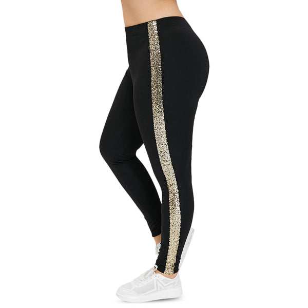Plus Size High Waist Pant Leggings