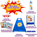 Big Brother Gift Set For Toddlers - Athena Futures Inc.