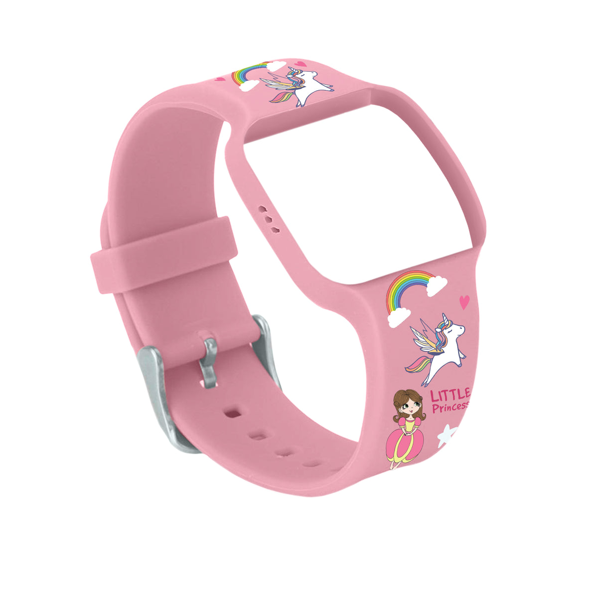 Princess Pink Watch Band for Athena Futures Potty Training Watch - Athena Futures Inc.