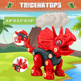 ATHENA FUTURES Take Apart Dinosaur Toys - Athena Futures Inc.